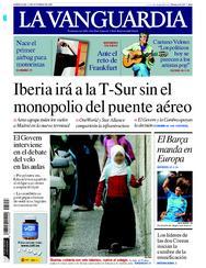 La Vanguardia m´agrada. House també