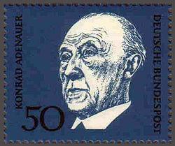 Adenauer contra la estabilidad