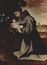 La agenda de San Antonio de Padua