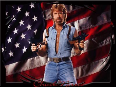 ¿Compra Chuck Norris en el Mercadona?