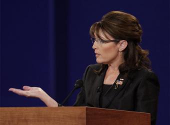 Sarah Palin nunca ha estado en Huesca