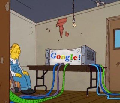 Hoorror Google