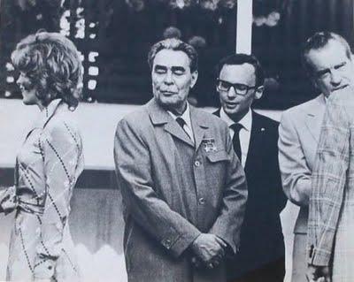 Brezhnev vs. Gozilla